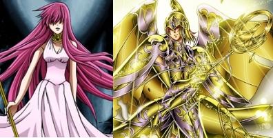 Saint Seiya: The Lost Canvas / Characters - TV Tropes