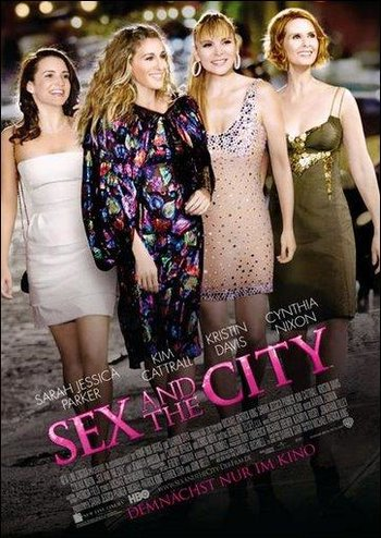 and the 2008 sex city spoilers