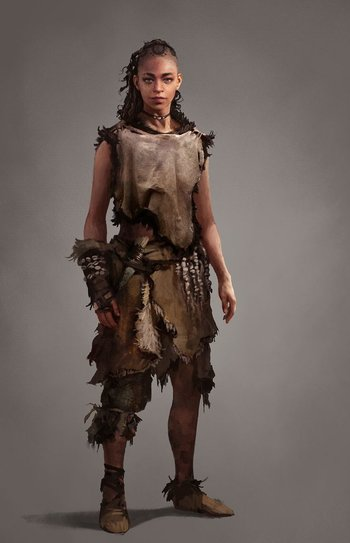 Character Design Tropes : Far cry primal characters tv tropes