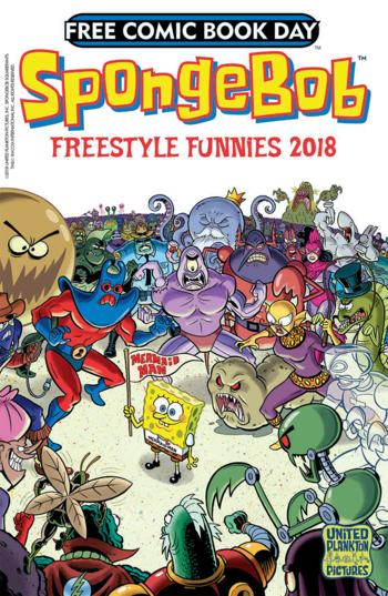 SpongeBob SquarePants / Awesome - TV Tropes