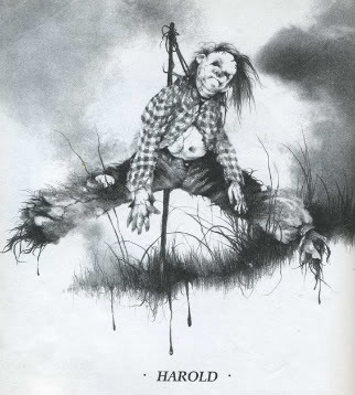 Scary Scarecrows Tv Tropes
