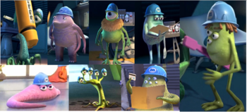 Monsters, Inc  / Characters - TV Tropes