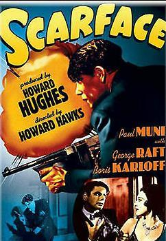 scarface 1932 Scarface is a 1932 pre-code crime film starring paul muni and directed by howard hawks.