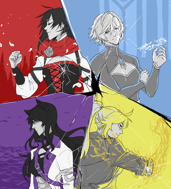 RWBY: Scars (Fanfic) - TV Tropes