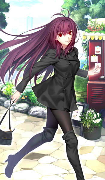 https://static.tvtropes.org/pmwiki/pub/images/scathach_traveling_outfit.png