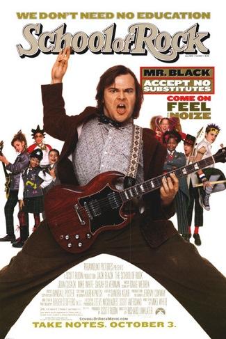 School Of Rock Film