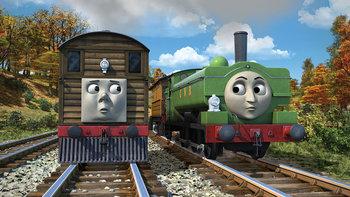 Thomas The Tank Engine S 22 E 11 School Of Duck   Recap - TV Tropes ab5632fb0758