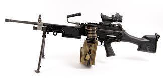 machine guns cool guns tv tropes