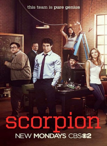 Scorpion (Series) - TV Tropes