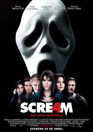 Scream 4 Besetzung