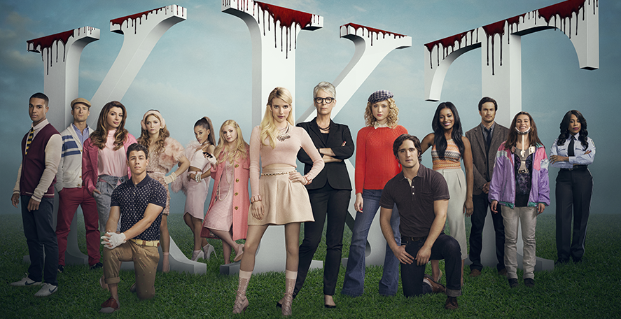 scream queens 2015 series   tv tropes