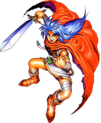 Breath of Fire I / Characters - TV Tropes