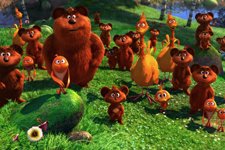 The Lorax / Characters - TV Tropes