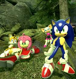 Sonic Zombie Web Animation Tv Tropes