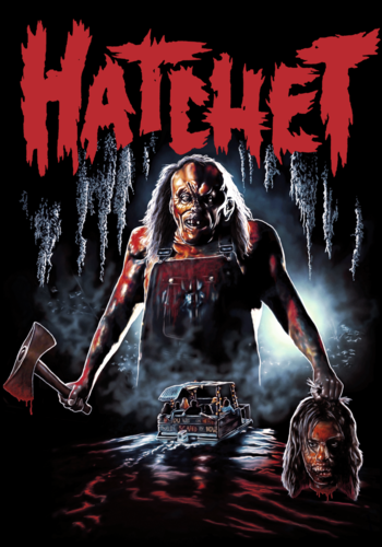 Image result for hatchet movie