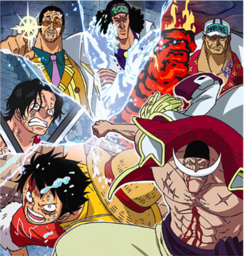One Piece Marineford Arc / Recap - TV Tropes