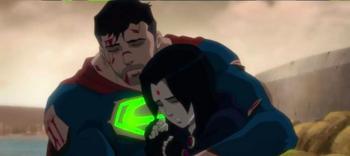Justice League Dark Apokolips War Heartwarming Tv Tropes