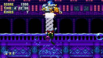 Sonic Mania / Funny - TV Tropes