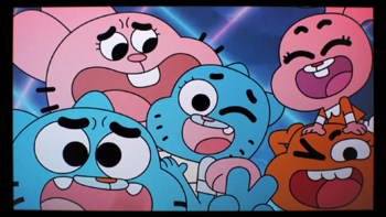 the amazing world of gumball heartwarming tv tropes
