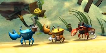 pirate crab tv tropes