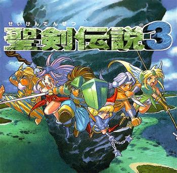 SEIKEN DENSETSU III (1995)