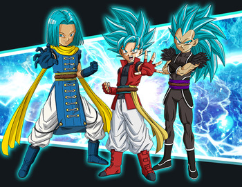 Dragon Ball Heroes Characters Tv Tropes