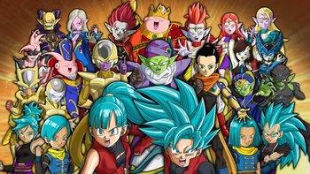 Dragonball Heroes Characters Tv Tropes
