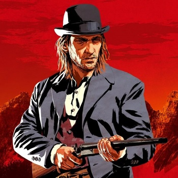 Red Dead Redemption 2 - Van der Linde Gang / Characters - TV