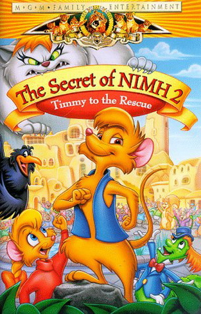 the secret of nimh 2 timmy to the rescue western