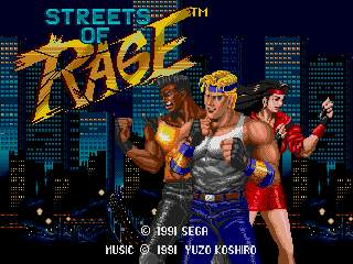 Streets Of Rage - Television Tropes & Idioms