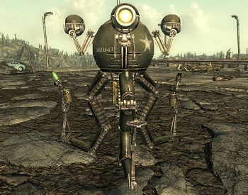 Fallout 3: Lone Wanderer and Companions / Characters - TV Tropes