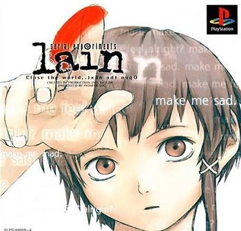 Serial Experiments Lain (Video Game) - TV Tropes