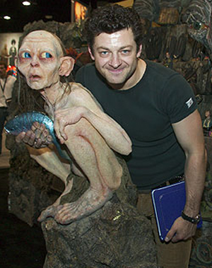 Andy Serkis Hobbit Lord Of The Rings