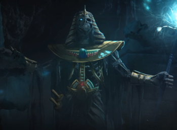 Total War Warhammer The Tomb Kings / Characters - TV Tropes