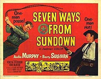 https://static.tvtropes.org/pmwiki/pub/images/seven_ways_from_sundown.jpg
