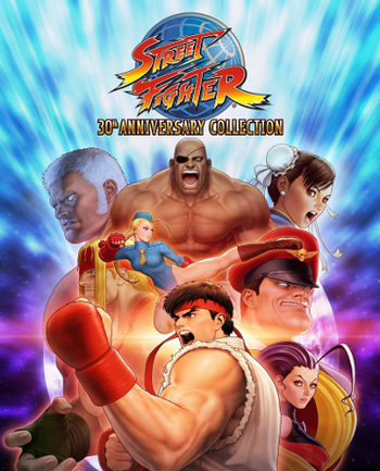 Street Fighter Franchise Tv Tropes