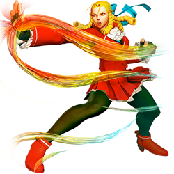 Street Fighter Alpha / Characters - TV Tropes