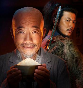 Samurai Gourmet (Series) - TV Tropes