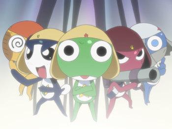 Sgt  Frog (Manga) - TV Tropes