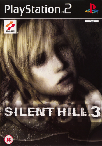 Silent Hill 3 Video Game Tv Tropes