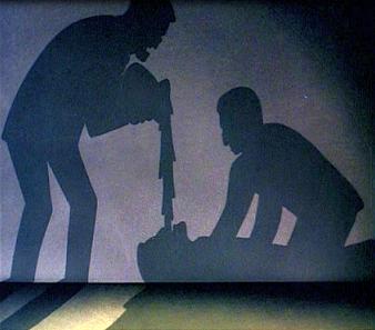 & Shadow Discretion Shot - TV Tropes