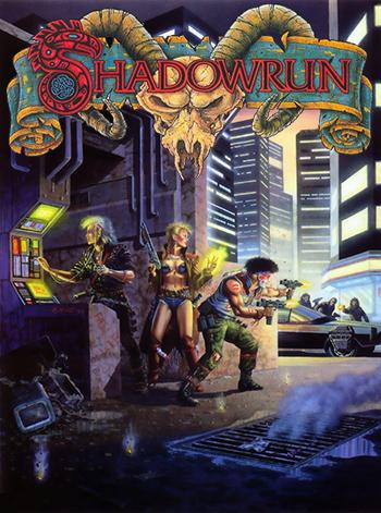 Shadowrun Tabletop Game Tv Tropes