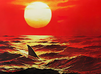 shark fin of doom tv tropes