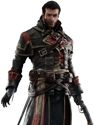 Assassin S Creed Rogue Characters Tv Tropes