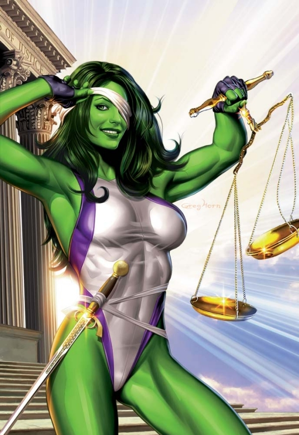 She-Hulk (Comic Book) - TV Tropes