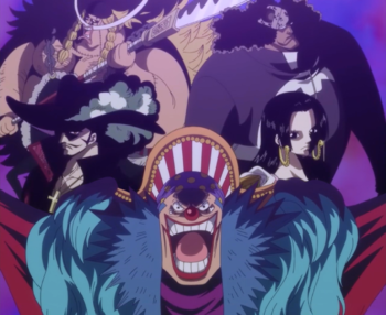 One Piece: Seven Warlords of the Sea / Characters - TV Tropes