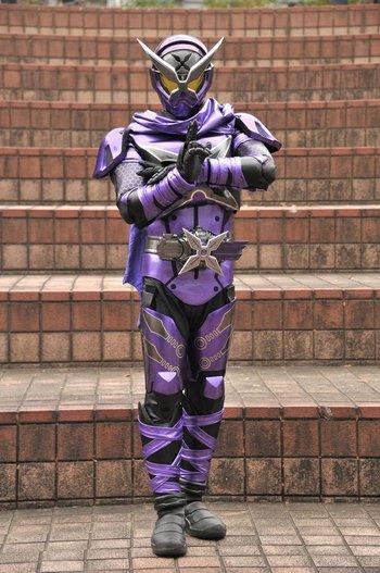 Kamen Rider Zi O Future Riders / Characters - TV Tropes