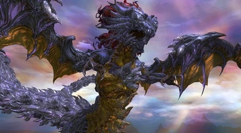 Final Fantasy XIV Primals And Beastmen / Characters - TV Tropes