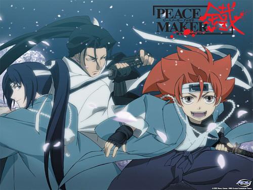 Peace Maker Kurogane - Television Tropes & Idioms