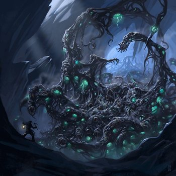 H  P  Lovecraft / Nightmare Fuel - TV Tropes
